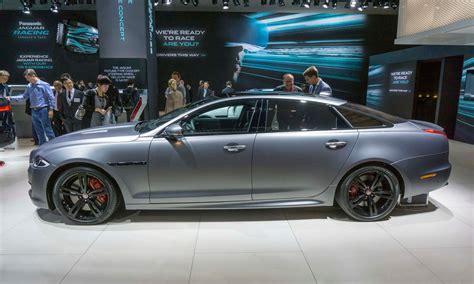 Jaguar Cars2019 :  2019-2020 Jaguar Xjr575 Exterior Design Spy Shot
