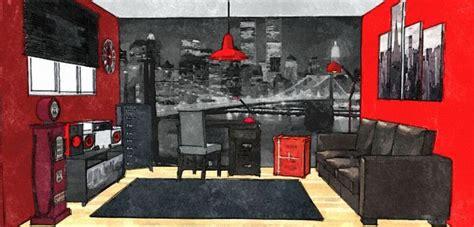 chambre ado urbain chambre adolescent style urbain bedroom
