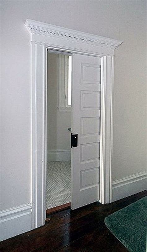 pocket door space saver   love