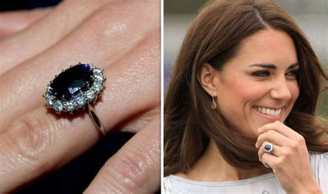kate middleton news duchess of cambridge s engagement ring gets royally duped royal news
