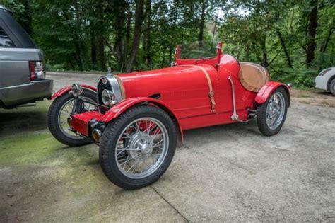 Bugatti Type 35 37 Replica Kit Car
