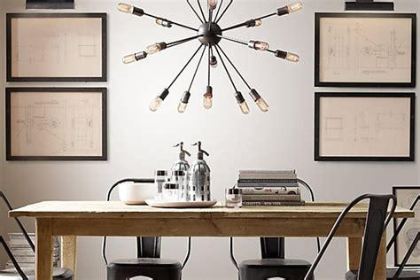 8 amazing industrial chandelier lights for your home