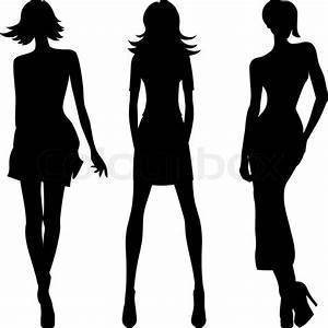 Fashion Lady Silhouette | www.pixshark.com - Images ...