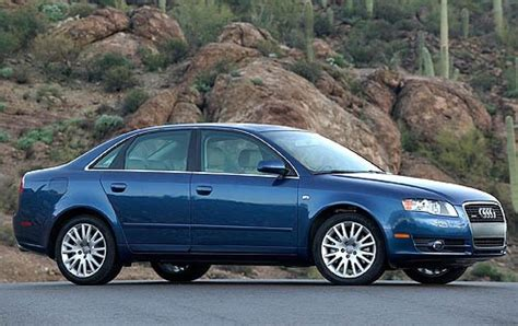 2005 Audi A4 by 2005 Audi A4 Information And Photos Zombiedrive
