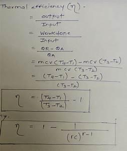 Pv Diagram For Otto Cycle Through Matlab   Skill