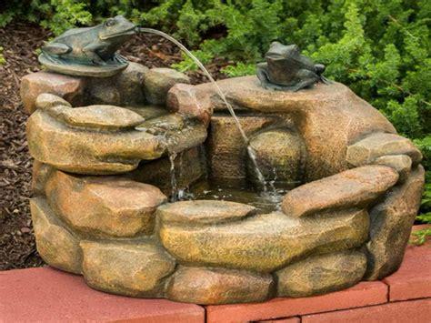 une fontaine de jardin design quelques id 233 es en photos fascinantes archzine fr
