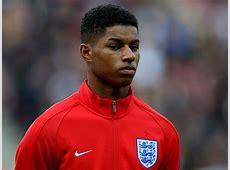 Marcus Rashford Manchester United striker demoted to U21 duty