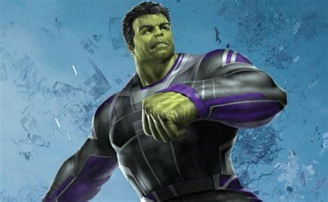avengers endgame tv spot    hulk speaking