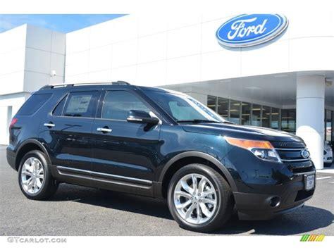 2015 Dark Side Ford Explorer Limited 4wd #96718253