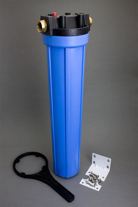 Large Garden Hose Filters for Higher Flow Rates - Pure Water Products, LLC