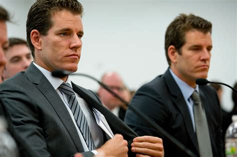 .facebook twins, tyler and cameron first came to fame following the famous facebook lawsuit. Winklevoss twins get closer to launching their bitcoin exchange