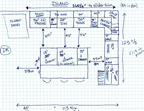 kitchen island dimensions with seating hd9d15