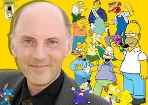 Dan Castellaneta   The Simpsons   Pinterest   Voice actor