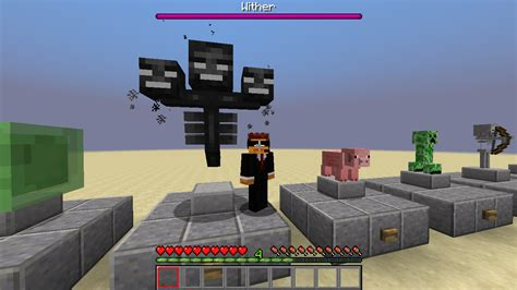 mob statues  minecraft minecraft blog