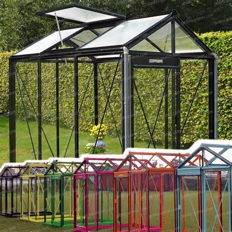 serre prestige piccolo alu couleur 3 56m2 serre jardin