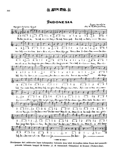 not lagu roar indonesia raya hymne national wikiwand