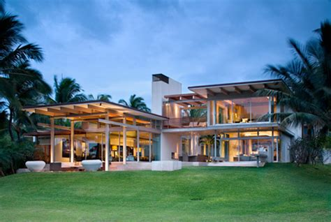 tropical houses design dream tropical house design in maui by pete bossley architects digsdigs