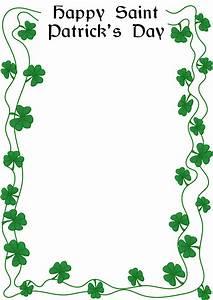 Clipart St Patricks Day Border Www Pixshark Com Images