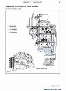 New Holland Telehlander Lm Series Pdf Workshop Manual