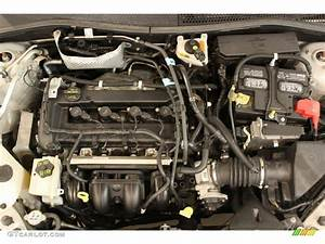 2008 Ford Focus Se Sedan 2 0l Dohc 16v Duratec 4 Cylinder