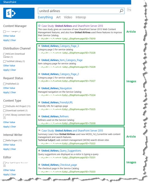 How To Change The Order In Which Search Results Are Displayed In Sharepoint Server 2013