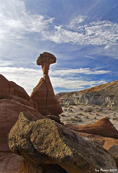 evanescent light hoodoos