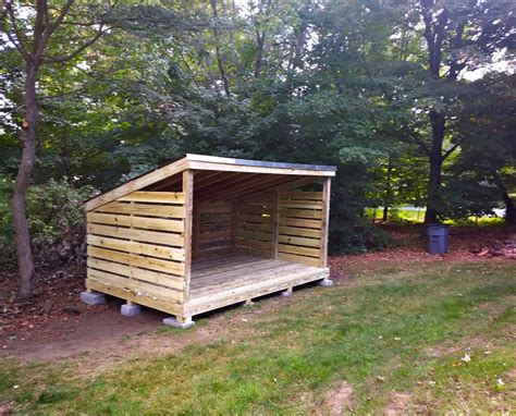 outdoor wood shed firewoodshed  gallery firewood storage