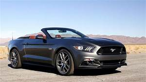 Ford Mustang Cabriolet : 2015 ford mustang convertible footage youtube ~ Jslefanu.com Haus und Dekorationen