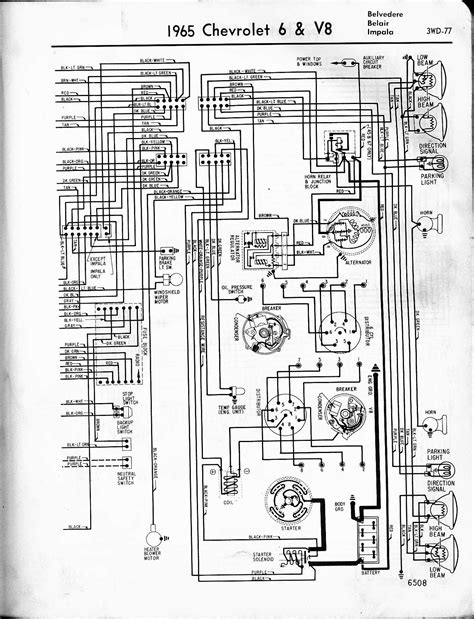 1969 Chevelle Alternator Wiring Diagram by Turn Signals Not Working Impala Tech