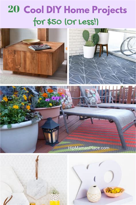 cool diy home projects 20 cool diy home projects for 50 or less Cool Diy Home Projects