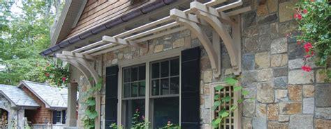 exterior home decor shutters railings trellis