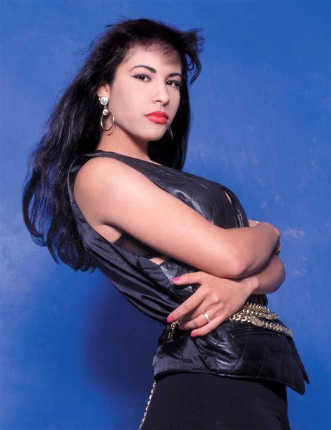 Selena Quintanilla-Perez Photos Photos - File Photos of
