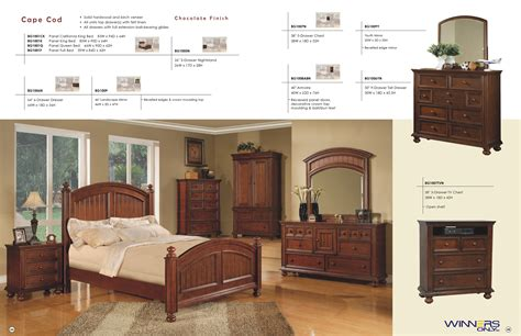 Cape Cod Bedroom by Low Prices Winners Only Cape Cod Bedroom Furniture