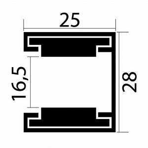 U Profil Trockenbau Maße : heroal f hrungsschiene sf aus aluminium u profil ~ A.2002-acura-tl-radio.info Haus und Dekorationen