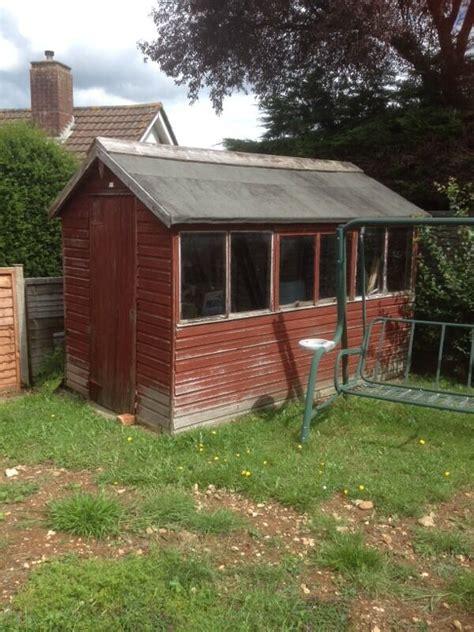 gumtree garden sheds garden shed 10 x 6 in honiton gumtree