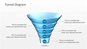 Free 5 Level Funnel Diagram For Powerpoint
