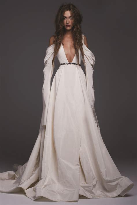 Vera Wang Fall 2017 Wedding Dress Collection Martha