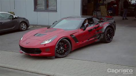 bbms chevrolet corvette   day  capristo automotive