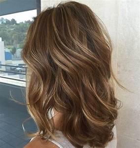 Braune Haare Mit Highlights : 20 atemberaubende braune haare mit blonden str hnen atemberaubende blonden braune haare ~ Frokenaadalensverden.com Haus und Dekorationen