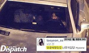 Taeyeon & Baekhyun Dating Scandal - Celebrity News ...