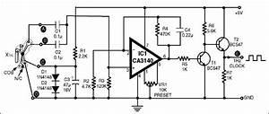 Precision 1hz Clock Generator Using Chip