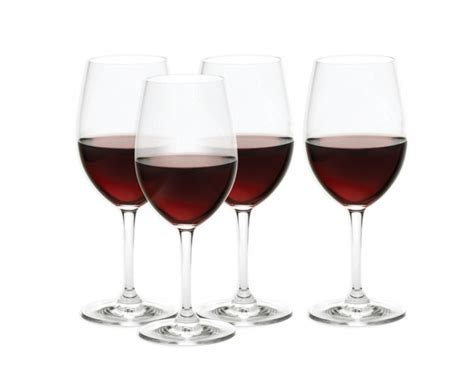 Riedel Assaggio Red Wine Glasses, Set of 4   Stokes Stores
