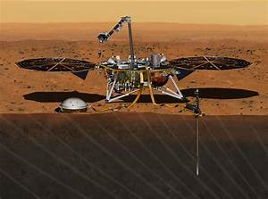 NASA's Next Mars Lander Won't Launch in 2016, Leaky ...