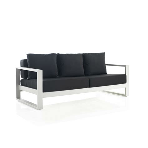 canapé extérieur canapé d 39 extérieur design 3 places brin d 39 ouest