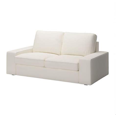 Canapã Kivik Ikea Ikea Kivik 2 Seat Sofa Slipcover Loveseat Cover Dansbo White