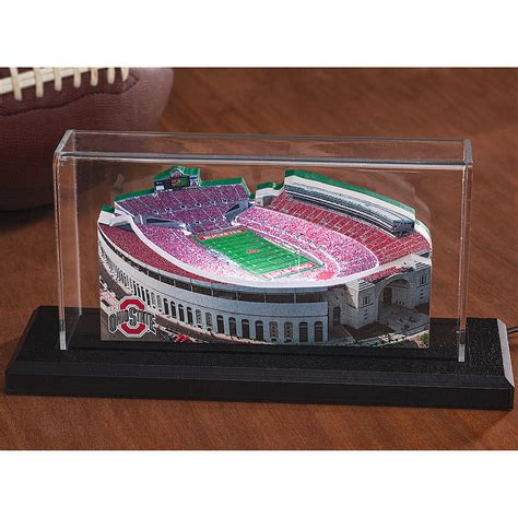 cool gifts for football fans college football lighted stadium great gifts for