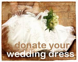 reader question where can i donate my wedding dress With donate your wedding dress