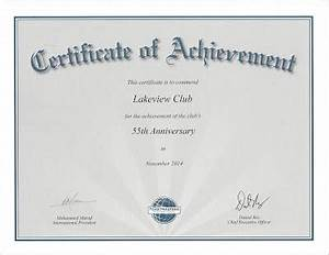 lakeview toastmasters club With toastmasters certificate of appreciation template