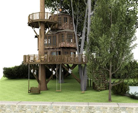 Lake Como Tree House