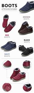 539 best nc women39s shoes images on pinterest winter With letter warm fur lining flat slip on ankle boots